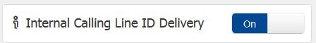Screenshot of portal - Setting up external CLI