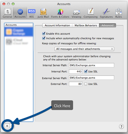 POP settings for Yahoo Mail